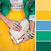 Идеальные цветовые сочетания - 5 секретов