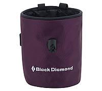 Магнезница BLACK DIAMOND HARD Mojo Chalk Bag Plum p.S-M