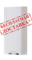 Шкаф навесной 30-01 левый врезная ручка