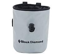 Магнезница BLACK DIAMOND HARD Mojo Chalk Bag Vapor Gray p.M-L