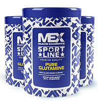 Глютамин MEX Pure Glutamine (454 g)