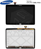 Дисплейный модуль (дисплей + сенсор) для Samsung Galaxy Tab Pro 10.1 T520 / T525, черный, оригинал