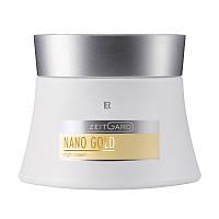 Ночной крем для лица Zeitgard Nanogold для женщин от 30 лет и до 55
