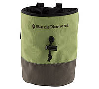 Магнезница BLACK DIAMOND HARD Mojo Repo Chalk Bag Green p.S/M