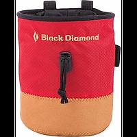 Магнезница BLACK DIAMOND HARD Mojo Repo Chalk Bag Orange p.S/M