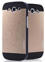 Золотой с черным чехол на Samsung GalaxyS3 (i9300)