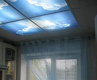 Вставка для потолка Небо - акриловый потолок