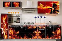 Фасады кухонные печать (пример)