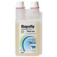 Байофлай 1% - средство от насекомых для крупного рогатого скота 500мл