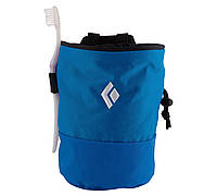 Магнезница BLACK DIAMOND HARD Mojo Zip Chalk Bag Ultra Blue р.M/L