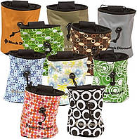 Мешочек для магнезии BLACK DIAMOND HARD Print Chalk Bags p.L