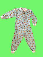 Пижама на мальчика на манжетах