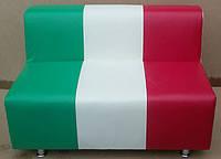 """Мягкий диван для ресторанов и кафе """"Италия"""""""