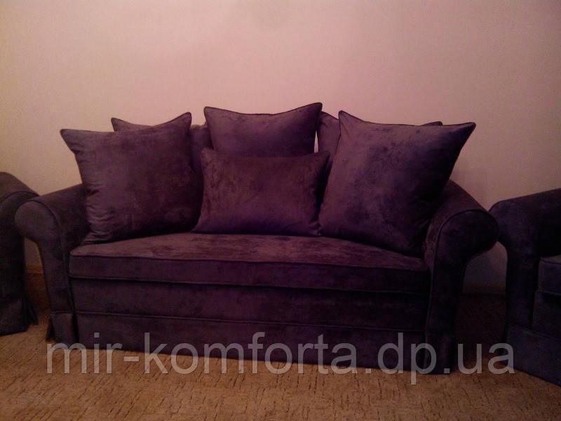 Перетяжка диванов в Днепропетроске