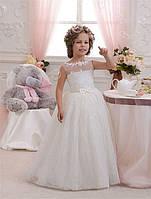 Детские нарядные платья прокат