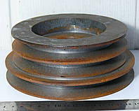 Шкив вала коленчатого (3-х ручейковый) (пр-во ЯМЗ)