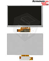 Дисплей (LCD) для Lenovo IdeaTab A1000F / A2107A, оригинал
