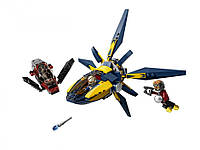 LEGO Super Heroes Бластерная битва