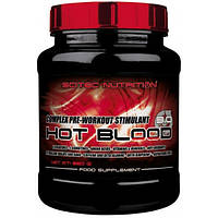 Scitec Nutrition Энергетик Scitec Nutrition Hot Blood 3.0, 300 г (orange-maracuja)