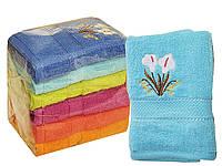 Махровое полотенце банное (Калла) 70х140