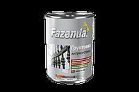 Грунтовка алкидная ГФ-021 Fazenda антикоррозионная