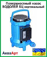Поверхностный насос ВОДОЛЕЙ БЦ-1,2-18 У1.1 вертикальный