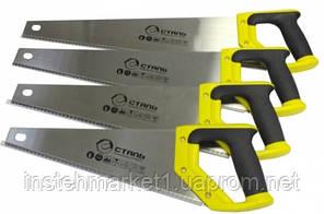 Ножовка по дереву 400 мм Сталь 40101, фото 2