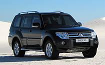 Mitsubishi pajero wagon 4 2007+