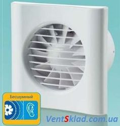 Вентилятор с обратным клапаном до 90 м3/час Вентс 100 МФ