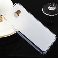 TPU чехол для Samsung Galaxy A7 A710f 2016 білий, фото 1