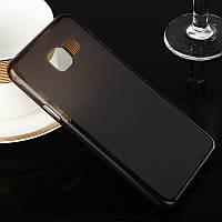 TPU чехол для Samsung Galaxy A5 A510f 2016 сірий, фото 1