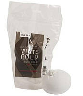 Магнезия BLACK DIAMOND HARD Uncut White Gold Pure Chalk Non-refillable Chalk Shot
