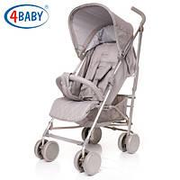 Детская прогулочная коляска 4Baby Le Caprice Light Grey