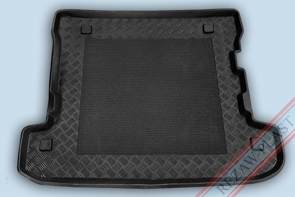 Коврик в багажник Mitsubishi Pajero Wagon III 2000 - 2007