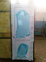 """Межкомнатные металлопластиковые двери Windom с нажимным гарнитуром - """"Окна Маркет"""" (098) 777-31-49"""
