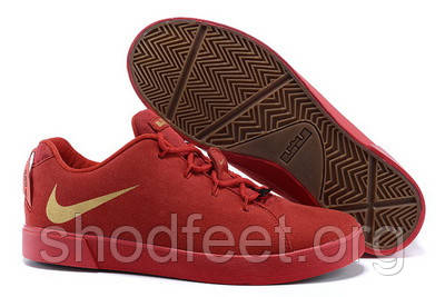 Мужские кроссовки Nike Lebron 12 NSW Lifestyle Low Red