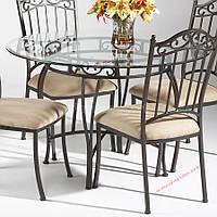 Кованые стулья и столы для ресторана и кафе 40