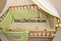 Комплект в детскую кроватку Homefort