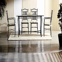 Кованые стулья и столы для ресторана и кафе 45
