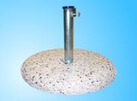 Основа для зонта плита (бетон).