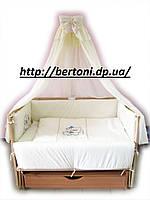 Комплект в кроватку Bonna VEL