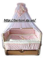 Постельный комплект в кроватку Bonna Lux