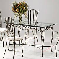 Кованые стулья и столы для ресторана и кафе 50