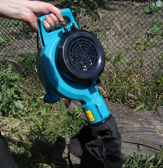 Садовый пылесос-воздуходувка Sadko SBE-1600 фото 5