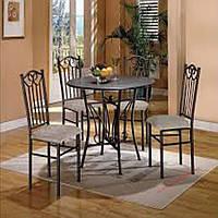 Кованые стулья и столы для ресторана и кафе 59