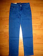 Котоновые брюки для девочек Emma Girl  6 лет