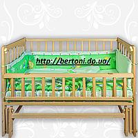 Комплект в кроватку Лялечка