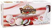 Конфеты с кокосово-клубничным пралине Papagena Fine Bakeries, 120 гр.