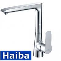 Смеситель для кухни Haiba Columbia 018