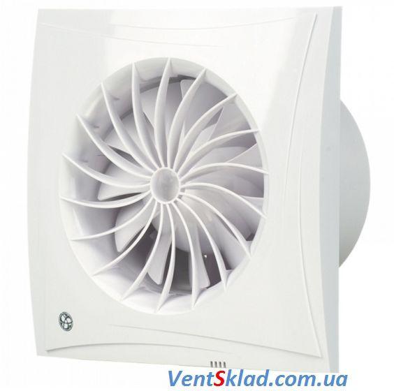 Вентилятор в ванную Blauberg Sileo 100 - ВентСклад в Киеве
